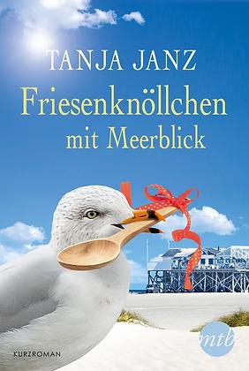 Friesenknöllchen mit Meerblick von Tanja Janz