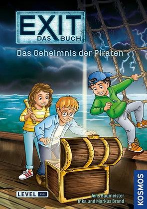 Exit- Das Buch Kids: Das Geheimnis der Piraten