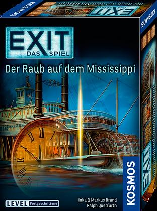 Exit: Der Raub auf dem Mississippi