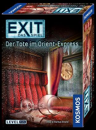 Exit: Der Tote im Orient-Express