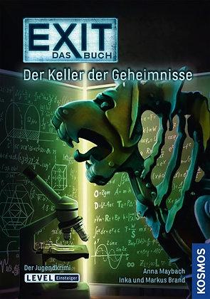 Exit- Das Buch: Der Keller der Geheimnisse