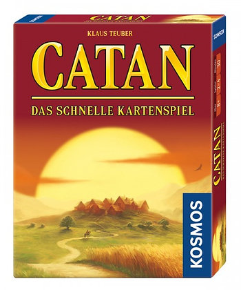 Catan: Das schnelle Kartenspiel