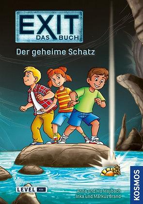 Exit- Das Buch Kids: Der geheime Schatz
