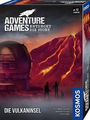 Adventure Games: Die Vulkaninsel
