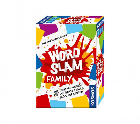 Word Slam: Family