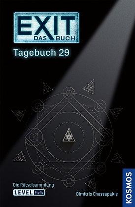 Exit- Das Buch: Tagebuch 29