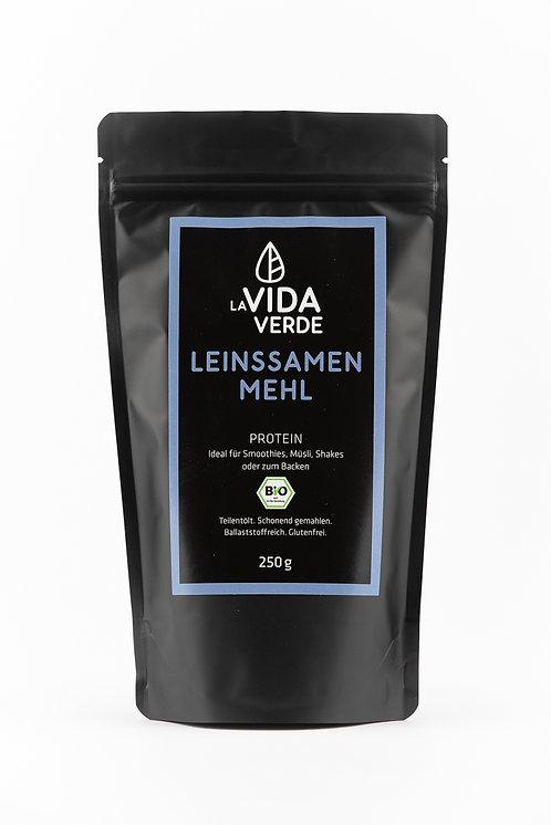 Bio-Leinmehl-Protein
