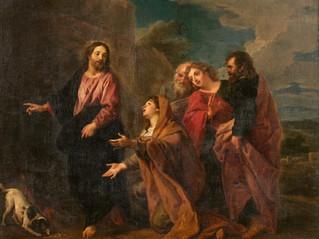 Cat. 2020 P. 15 Jésus et la cananéenne
