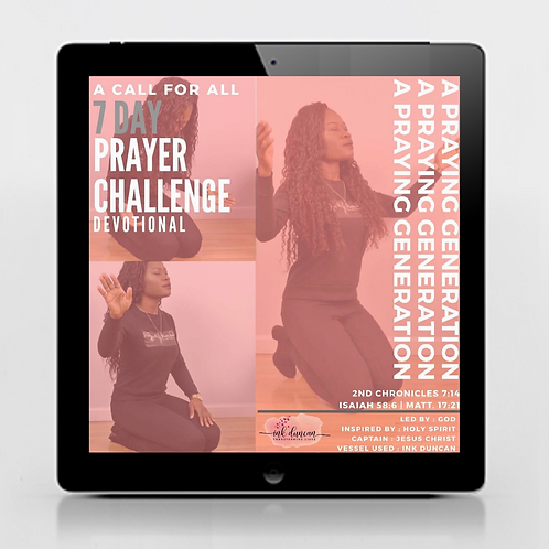 7 Day Prayer Devotional & Fast