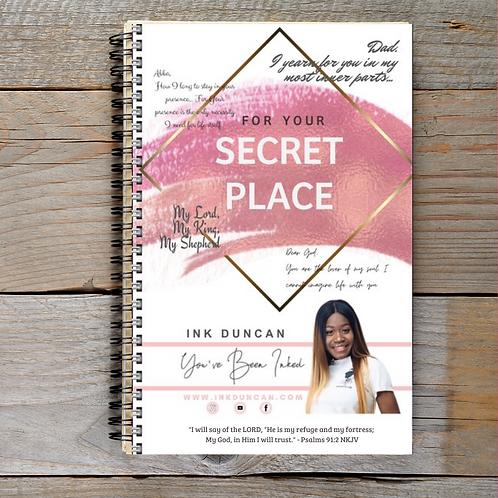 The Secret Place Journal