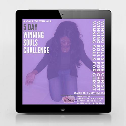 5 Day Winning Souls Devotional & Fast