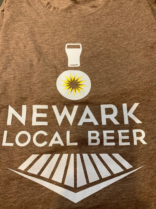 Drink Local T Shirt Big Logo