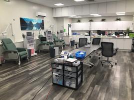 Treatment Room in Senior Living Facility