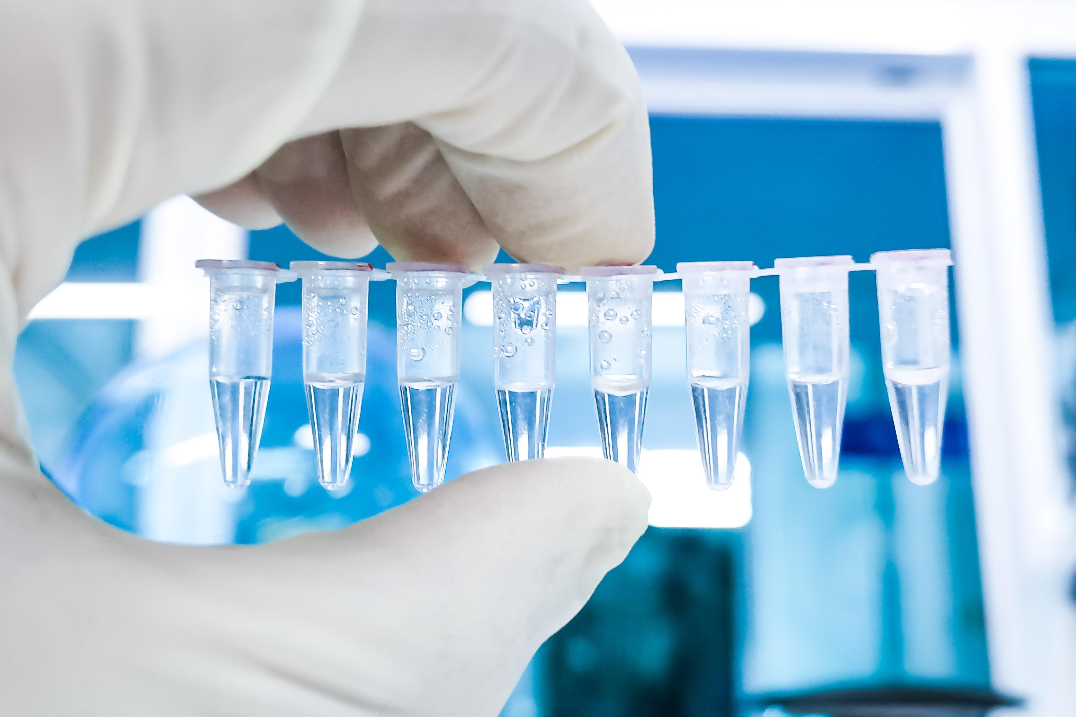 GROUP PCR SURVEILLANCE TESTING