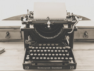 Let's Talk About Blogging