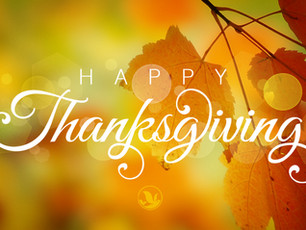 Thankful....all year long