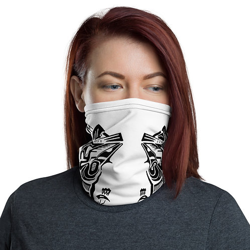 mythical creature neck gaiter mask