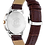 Thumbnail: Corso Men's Eco-Drive Solar Watch With Leather Band