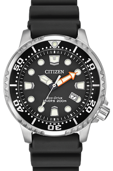 Promaster Diver : Citizen Eco Drive Men's Solar Watch