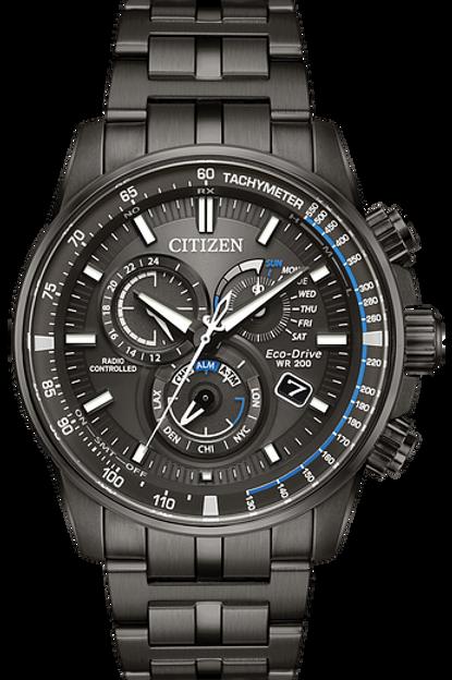 PCAT : Citizen Eco-Drive Chronograph Men's Solar Watch