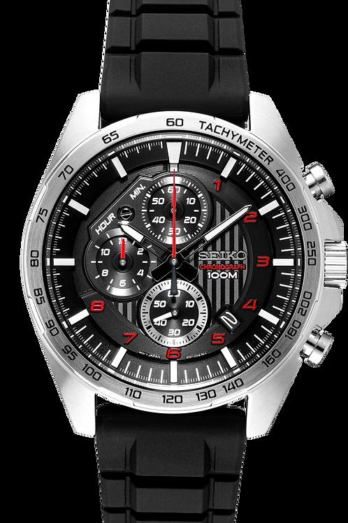 Essentials : Seiko Chronograph Analog Quartz Watch
