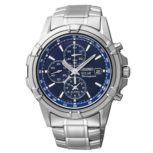 Seiko CORE Solar Powered Watch Water Resistant
