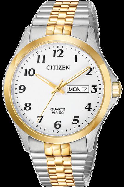 Ladies Citizen Two-Tone Quartz Watch