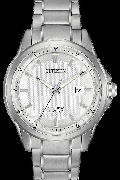 Citizen CHANDLER Eco-Drive Titanium Watch
