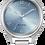 Thumbnail: DRIVE : Eco-Drive Ladies Silver Tone Watch