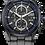 Thumbnail: Drive : Citizen Eco-Drive Men's Black Solar Watch