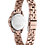 Thumbnail: Drive : Citizen Eco-Drive Ladies Rose Tone Solar Watch With Blue Dial
