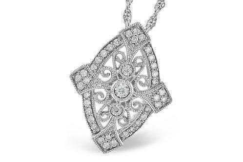 0.20ct Diamond Necklace