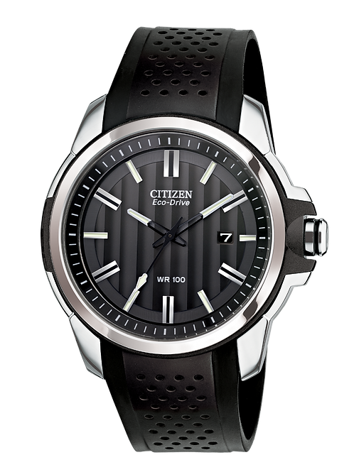Citizen AR - ACTION REQUIRED Eco-Drive Mens Watch