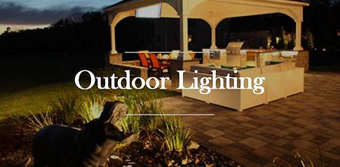 Outdoor Lighting bucks mercer hunterdon montgomery county pa