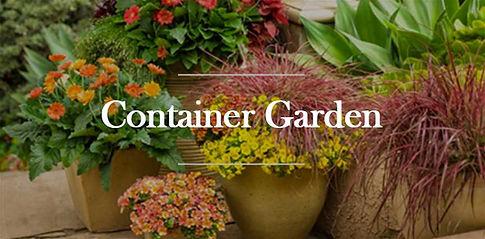 container garden bucks mercer hunterdon montgomery county pa