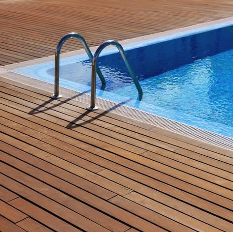 Travaux piscine