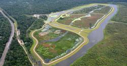 Sweetwater Wetlands Aerial Photo