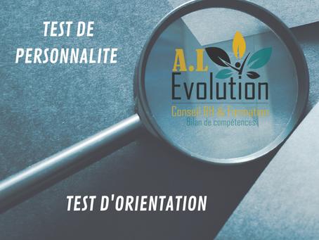 LES TESTS PSYCHOMETRIQUES ET D'ORIENTATION 🧐