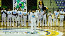 Encontro Internacional de Capoeira Deixa o Menino Jogar movimenta a área esportiva e cultural da Gra