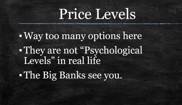 Price Levels Indicator For Forex