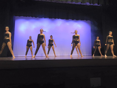 Senior Contemporary 2015