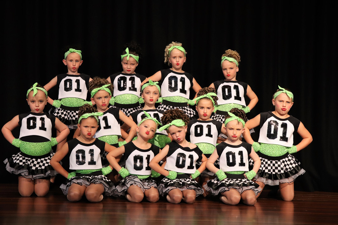 PreJunior Hiphop 2017