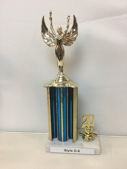 Trophy Style D6