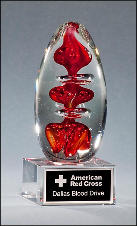 #2255 Art Glass