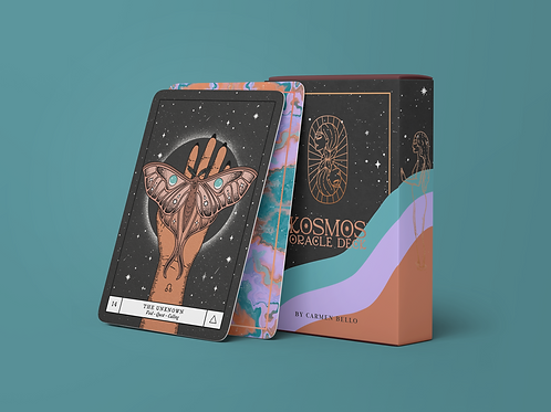 Kosmos Oracle Deck