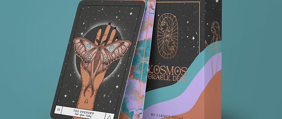 Kosmos Oracle Deck