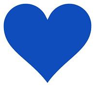 Royal Blue Heart.png