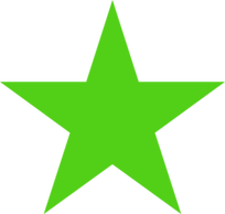 252px-Solid_Bright_Green_Star_1.png