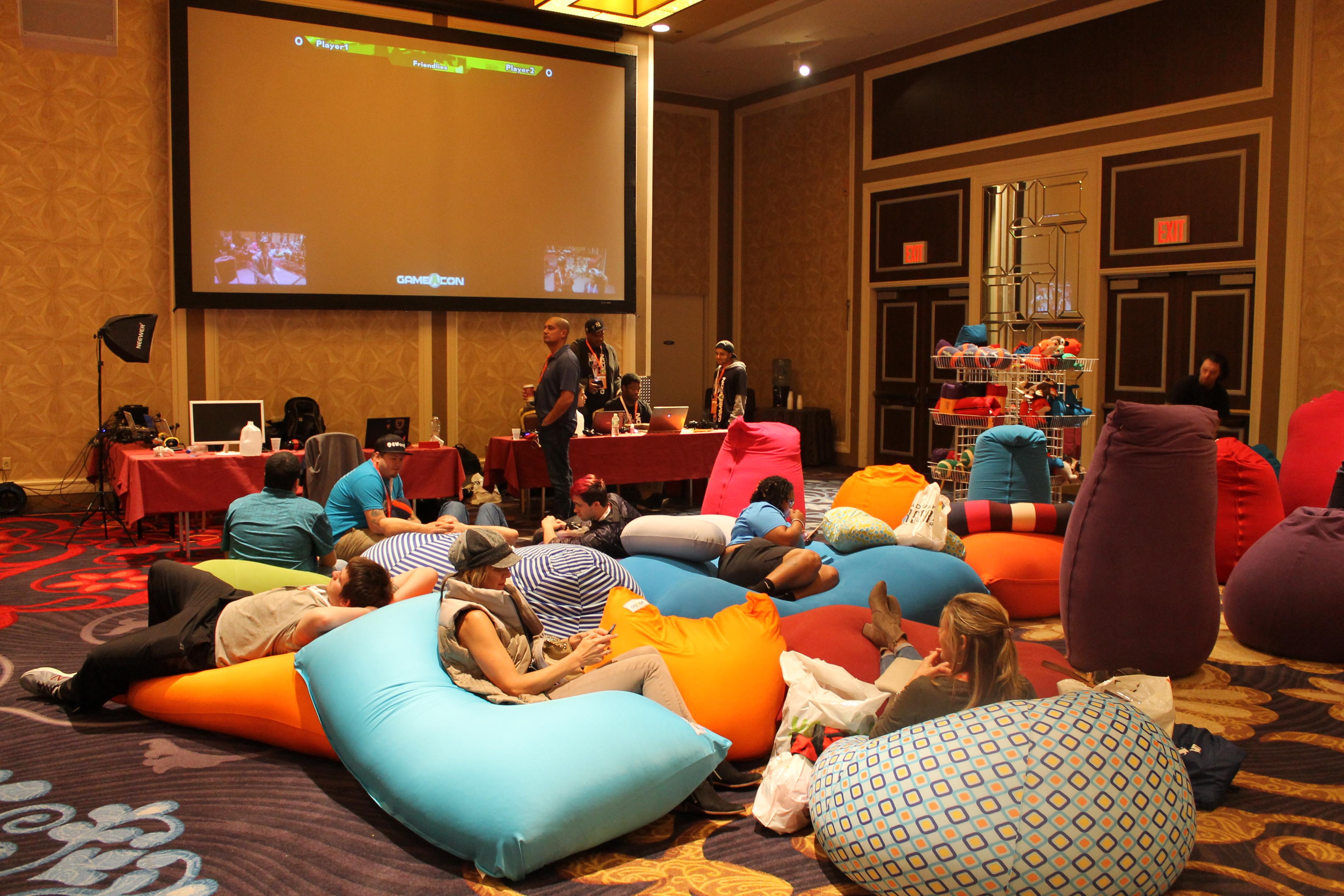 yogibo lounge