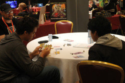 card game play